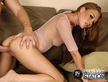 Tiny Redhead Ashley Gracie Stuffed